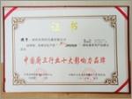 中国厨卫行业十大影响力品牌