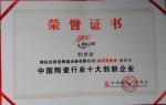 中国陶瓷行业十大创新企业