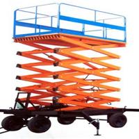 供应北京检修用移动式升降平台