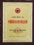 中国最具社会责任感企业家