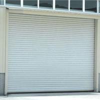 厂家直销供应优质双层铝合金卷帘门价格