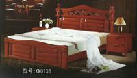 供应安徽实木床,安徽橡木床