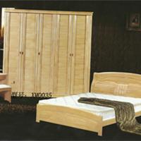 供应重庆实木床,重庆橡木床