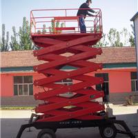 济南龙豪供应唐山移动式升降机4-18米