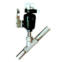 供应2000Y型Namar先导阀和电位的馈气动角座阀