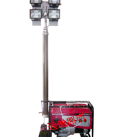 供应SFW6110A全方位大型移动照明车,投射照明车