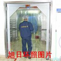 供应旭日pvc软帘门,自由门,碰撞门,不锈钢碰撞门