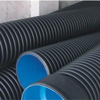供应 多联塑胶PVC双壁波纹管