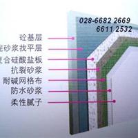 中空玻化微珠保温系统