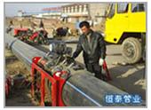 供应黑龙江PE排污管专业生产商