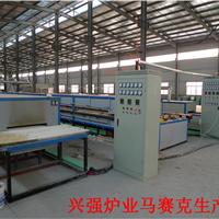 供应35米水晶玻璃马赛克生产线(辊道窑)