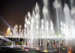 供应喷泉喷泉设计