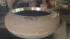 堆焊修复磨辊、磨盘瓦衬板