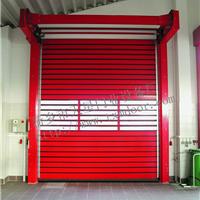 店铺用单层彩钢卷帘门