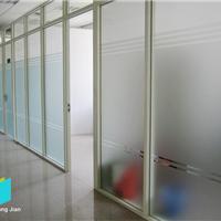 肇庆高隔断墙 玻璃屏风厂家供应