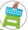 供应广告促销品塑料折叠凳供应商