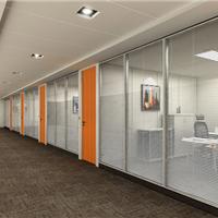 惠州市办公隔间 玻璃隔墙装修