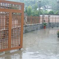 供应防木金属庭院门,防盗安全门