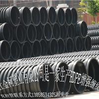 供应克拉管/HDPE增强缠绕管