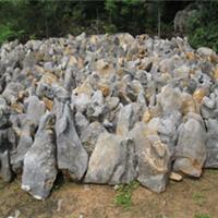 河南野山景石价格