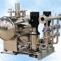 供应管网叠压无负压变频供水设备