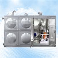 不锈钢生活水箱消防水箱