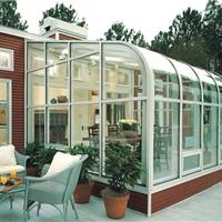 供应真空玻璃阳光房|隔音阳光房|室外阳光房