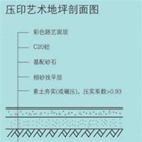 郑州压模混凝土地坪郑州压模混凝土地坪厂家