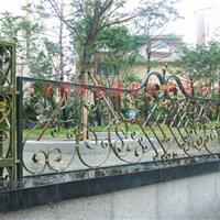 供应热浸镀锌铁艺栏杆可保持30年不生锈