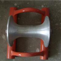 供应厚壁管电缆滑轮,铸铝滑轮
