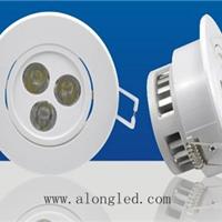 供应LED筒灯、LED天花灯(PC面盖)