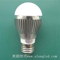 供应LED球泡灯3W/5W/7W