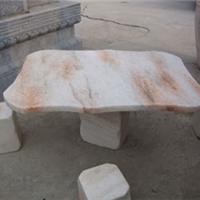 大理石石桌石凳
