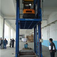 吉林哪里买升降货梯货物提升机库房升降机