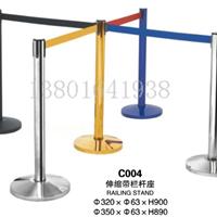 供应双节栏杆座/隔离栏杆座