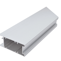 厂家按吨成批出售隔墙铝型材成品隔断