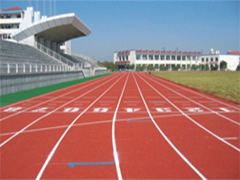 供应PU球场地板,弹性运动地板