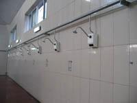 一体化感应式单温明装淋浴器