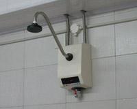 一体化感应式双温明装淋浴器