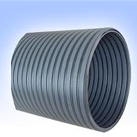 供应四川塑料检查井井筒、HDPE缠绕井筒