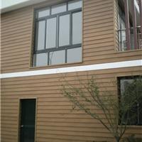供应塑木外墙板 木塑外墙板 生态木外墙板