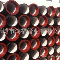 国标K9球墨铸铁管300毫米供水管