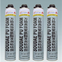 优质聚氨酯发泡填缝剂产品简介