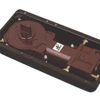 供应玻璃门夹,中低档地弹簧