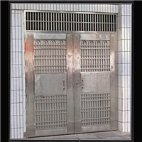 不锈钢防盗门