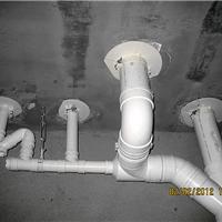 供应50mm110mm下水管道预留洞堵洞卡