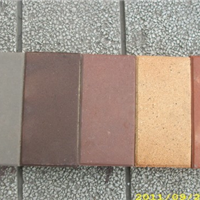 长春景观烧结砖价格70/平米