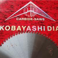 批发供应日本小林木工超薄多片锯锯片,专切各种名贵木材