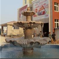 供应黄锈石喷泉|黄金麻喷泉|大理石景观喷泉