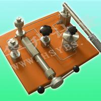 供应台式水压压力泵
